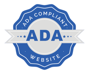 ADA compatible website